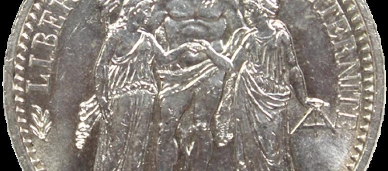 Coup d'œil sur la 10 Francs Hercule