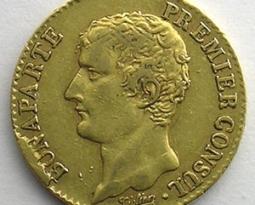 De la valeur des pièces en or fautées