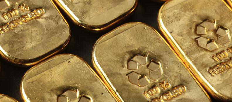 Cours de l'Or: l'Or consolide à cause de la hausse des taux d'intérêt